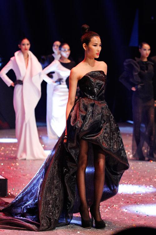 Dàn Top Model hội ngộ trong đêm chung kết - 3