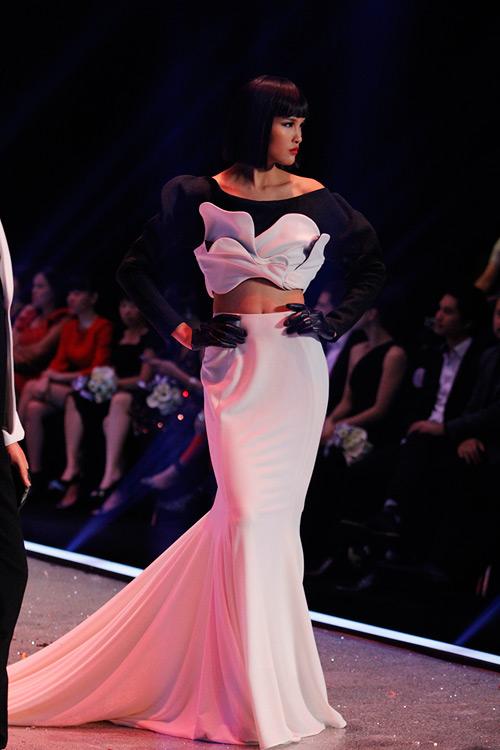 Dàn Top Model hội ngộ trong đêm chung kết - 6