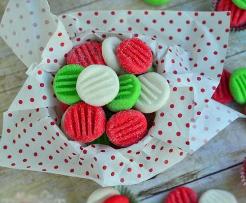 Kẹo dẻo bạc hà để Giáng sinh thêm vui - 5