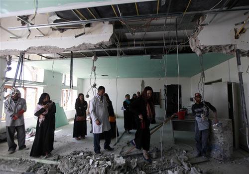 """Al-Qaeda xin lỗi vì """"đánh bom nhầm"""" bệnh viện - 1"""