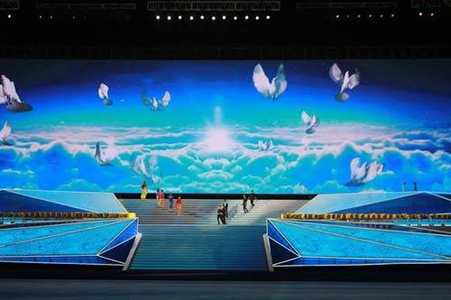 Bế mạc SEA Games 27: Bức tranh lung linh đa màu sắc - 12