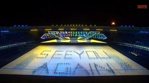 Bế mạc SEA Games 27: Bức tranh lung linh đa màu sắc - 15