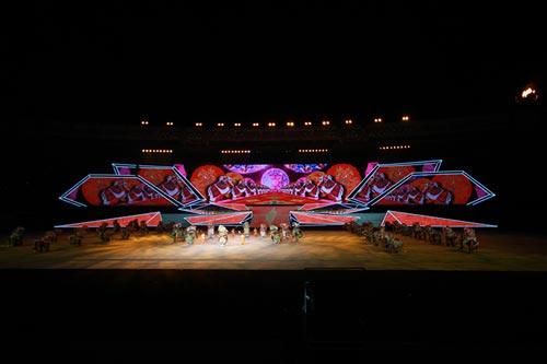 Bế mạc SEA Games 27: Bức tranh lung linh đa màu sắc - 4