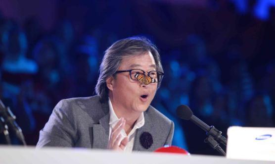 """Kinh ngạc múa """"ảo thuật"""" China Got Talent - 4"""