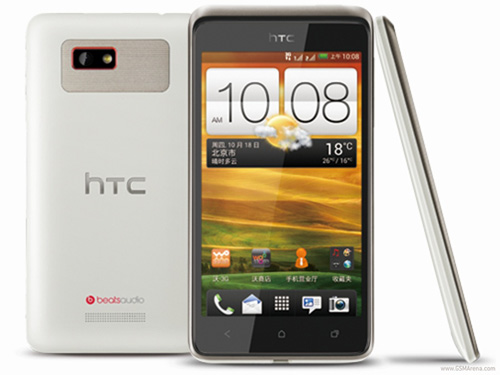 HTC lặng lẽ ra mắt Desire 400 hai SIM - 1