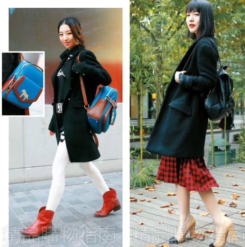 Áo khoác dạ xinh đẹp trên phố Hong Kong - 12