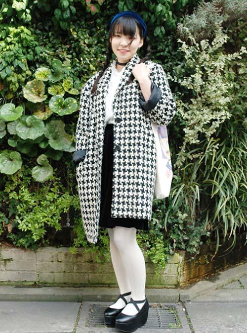 Áo khoác dạ xinh đẹp trên phố Hong Kong - 8