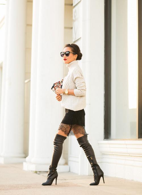 Cô gái Việt mồ côi nổi tiếng nhờ mặc đẹp - 1