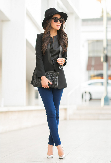 Cô gái Việt mồ côi nổi tiếng nhờ mặc đẹp - 12