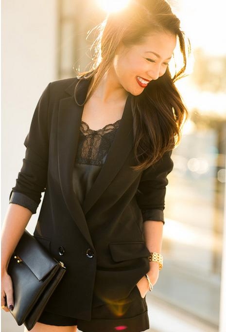 Cô gái Việt mồ côi nổi tiếng nhờ mặc đẹp - 16