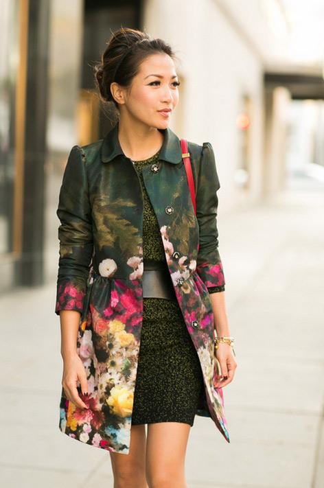 Cô gái Việt mồ côi nổi tiếng nhờ mặc đẹp - 9