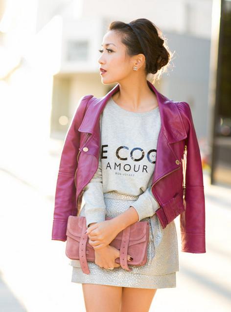 Cô gái Việt mồ côi nổi tiếng nhờ mặc đẹp - 5