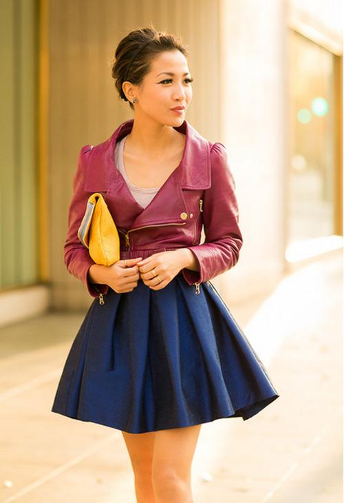 Cô gái Việt mồ côi nổi tiếng nhờ mặc đẹp - 8