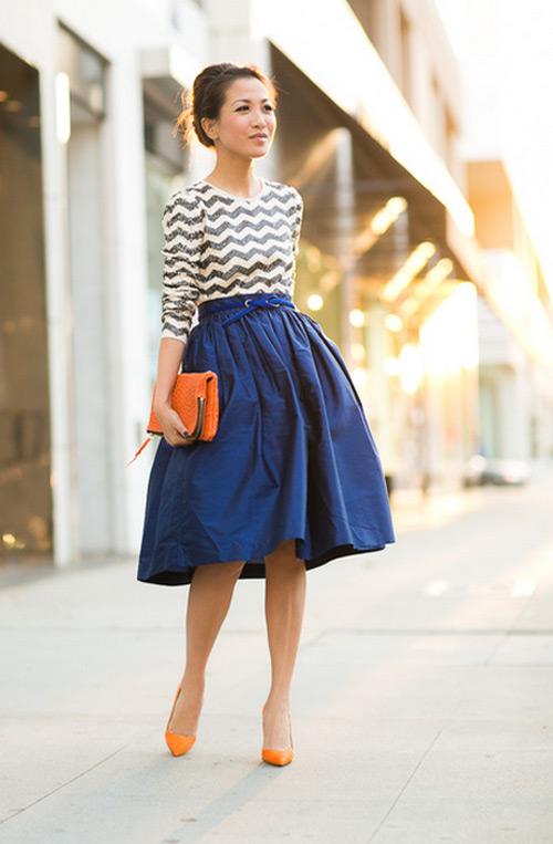 Cô gái Việt mồ côi nổi tiếng nhờ mặc đẹp - 10