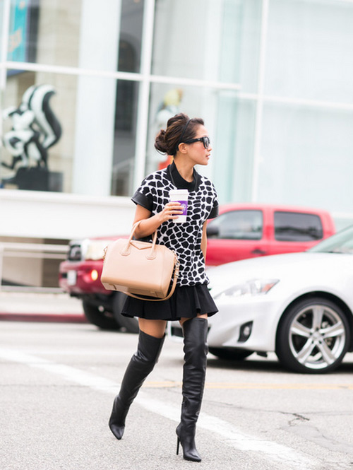 Cô gái Việt mồ côi nổi tiếng nhờ mặc đẹp - 2