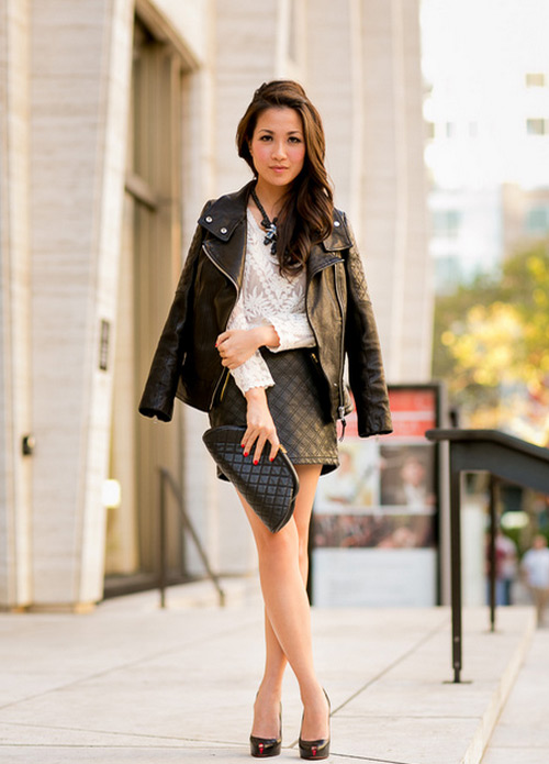 Cô gái Việt mồ côi nổi tiếng nhờ mặc đẹp - 13