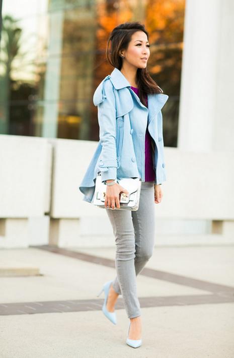 Cô gái Việt mồ côi nổi tiếng nhờ mặc đẹp - 6