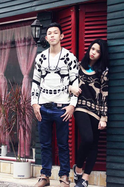 Áo len rẻ, đẹp thu hút bạn trẻ Việt - 14