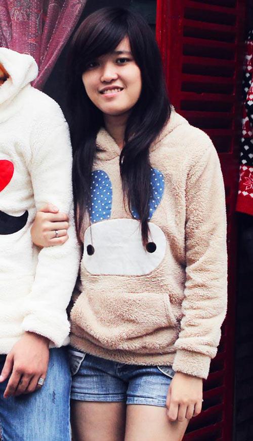 Áo len rẻ, đẹp thu hút bạn trẻ Việt - 13