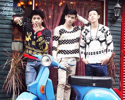 Áo len rẻ, đẹp thu hút bạn trẻ Việt - 4