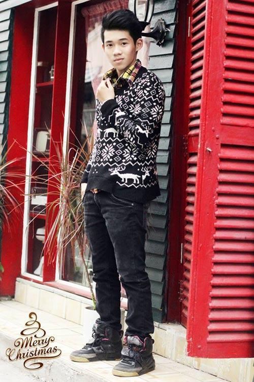 Áo len rẻ, đẹp thu hút bạn trẻ Việt - 5