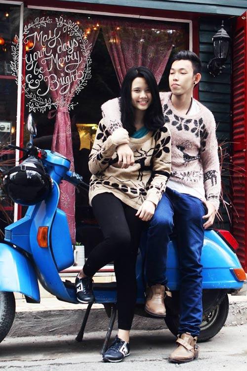 Áo len rẻ, đẹp thu hút bạn trẻ Việt - 7