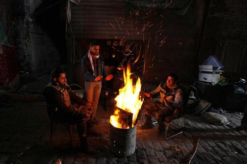 """Syria: """"Phóng viên chụp ảnh tử thần"""" thiệt mạng - 10"""
