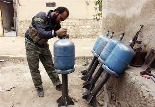 """Syria: """"Phóng viên chụp ảnh tử thần"""" thiệt mạng - 8"""