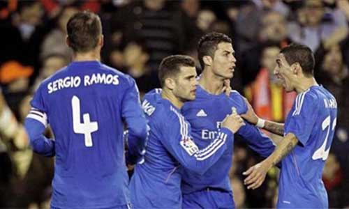 Ronaldo & năm 2013 hoàn hảo - 1
