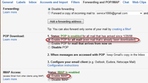 Quản lý Gmail, Yahoo! Mail, Hotmail bằng Outlook 2013 - 1