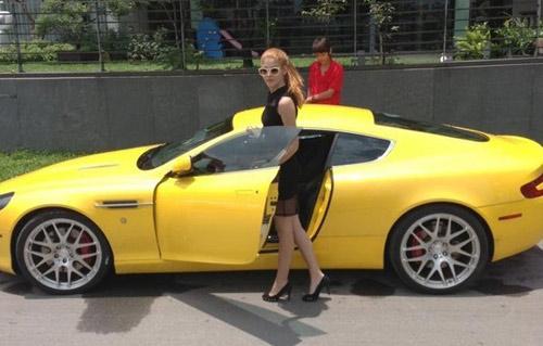 Những vụ lùm xùm với siêu xe ở Việt Nam năm 2013 - 1