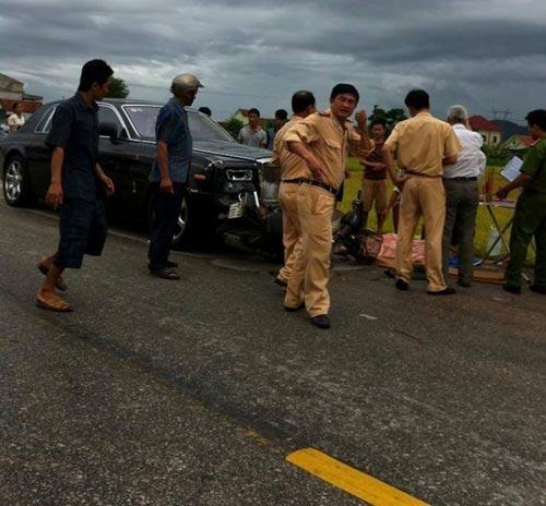 Những vụ lùm xùm với siêu xe ở Việt Nam năm 2013 - 3