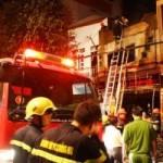 Tin tức trong ngày - Đồng Nai: Cháy tiệm may bọc yên xe, 5 người chết