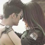 Ca nhạc - MTV - Diệp Lâm Anh tình tứ với Lâm Vinh Hải