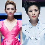 Thời trang - Hoàng Yến, Ngọc Hân đọ dáng trên sàn catwalk
