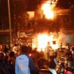 Tin tức trong ngày - Cháy tiệm bọc yên xe: Bất lực nhìn người thân chết cháy