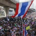 """Tin tức trong ngày - Người biểu tình Thái Lan tìm cách """"phá"""" bầu cử"""
