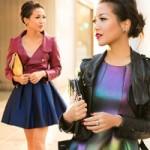 Thời trang - Cô gái Việt mồ côi nổi tiếng nhờ mặc đẹp