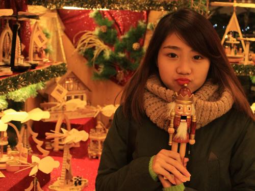 Miss Teen Thu Trang đón giáng sinh ở Đức - 7