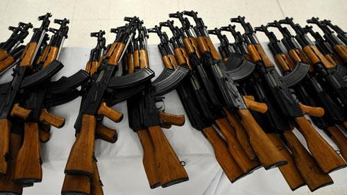 Những điều ít biết về vũ khí huyền thoại AK-47 - 1
