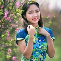 Miss Teen Thu Trang đón giáng sinh ở Đức - 10
