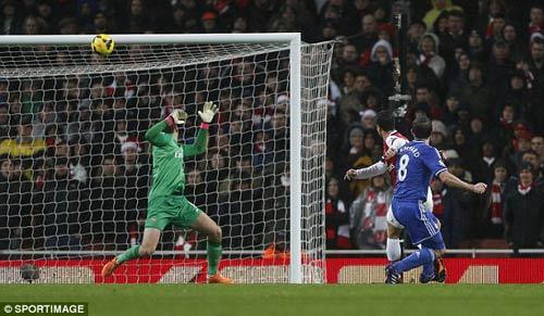 Chelsea: Mourinho lại khắc chế Wenger - 1