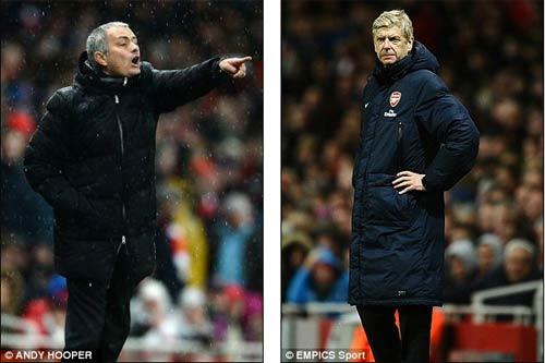 Chelsea: Mourinho lại khắc chế Wenger - 2