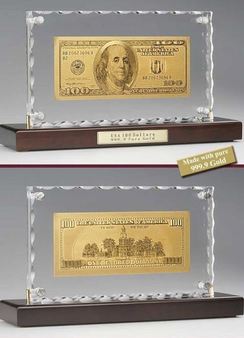 Giá bạc triệu, đôla dát vàng ế khách - 2