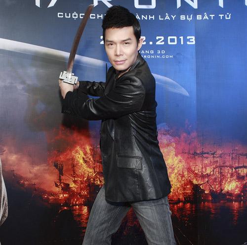 Phương Mai, Nathan Lee thích thú làm samurai - 6