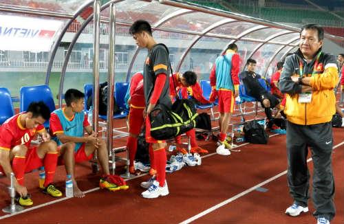 Bóng đá Việt Nam sau 1 kỳ SEA Games - 1