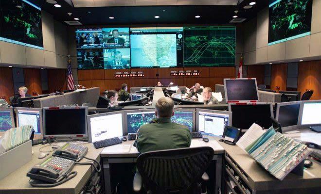Quân đội Mỹ truy tìm tung tích ông già Noel - 1