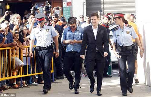 Messi&năm 2013: Thiên đường&địa ngục (P2) - 1