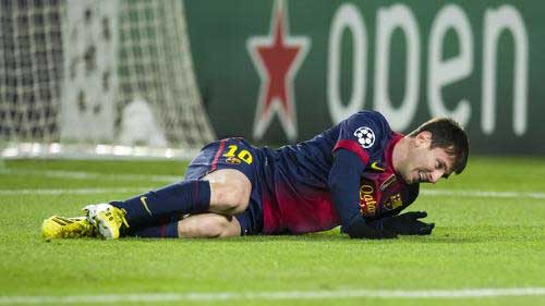 Messi&năm 2013: Thiên đường&địa ngục (P2) - 2
