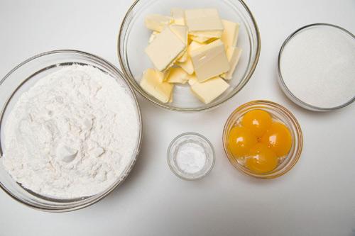Bánh quy đường nhân mứt siêu ngon - 1